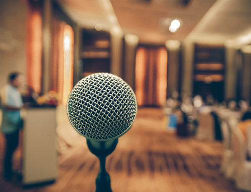 What public speaking is all about?