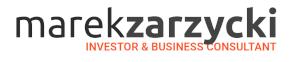 Inwestor, Konsultant Biznesowy Logo